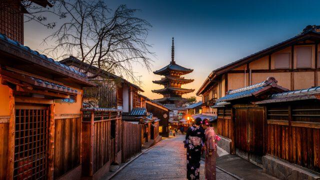 京都のお勧めスポットのバナー画像